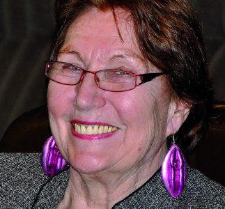 Pen portrait Ula Stöckl